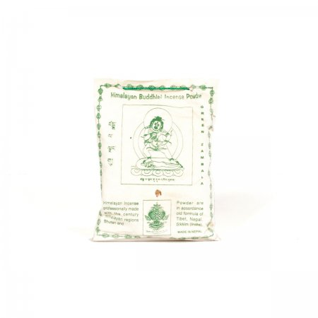 Green Zambala — Sang (Incense Powder)
