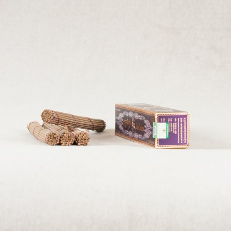 Labrang (Labuleng) Incense — purple box : buy from our genuine Tibetan High Quality Incenses collection — DharmaCraft