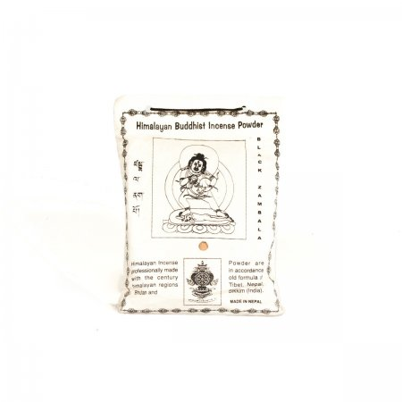 Black Zambala — genuine Sang (Incense Powder) from one of the best manufacturers : buy from our high quality incenses