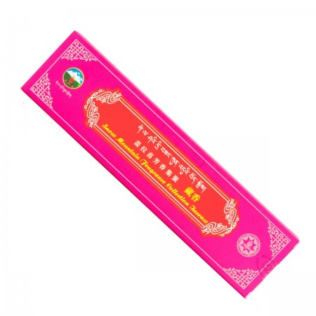 "Tibetan Incense Snow Mountain ""Crimson"""