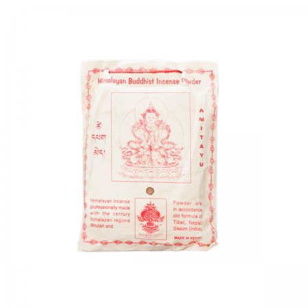 Amitayus (Tsepame) — genuine Sang (Incense Powder) from one of the best manufacturers : buy from our high quality incenses