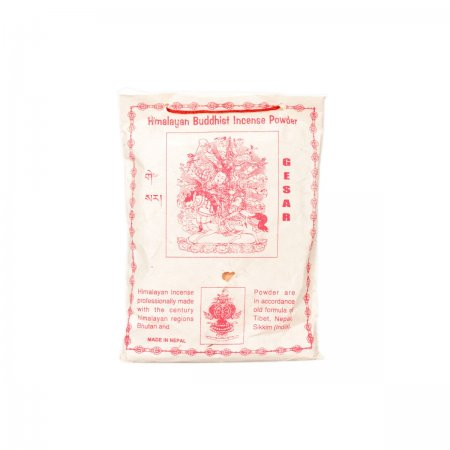 King Gesar — genuine Sang (Incense Powder) from one of the best manufacturers : buy from our high quality incenses