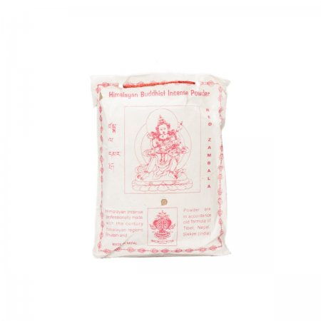Red Zambala (Jambhala) — genuine Sang (Incense Powder) from one of the best manufacturers : buy from our high quality incenses