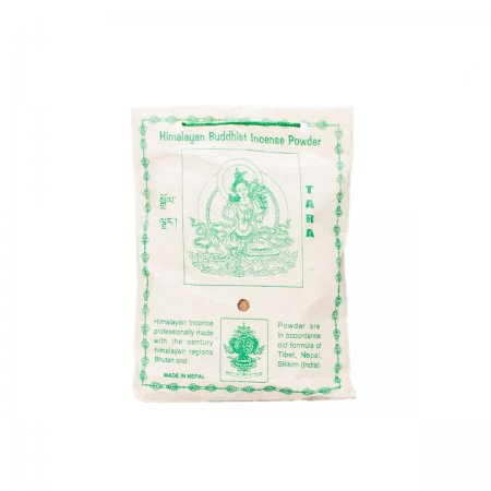 Green Tara aka Drolma — genuine Incense Powder from one of the best manufacturers : buy from our high quality incenses