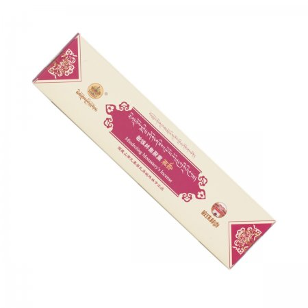 Mindroling incense from Central Tibet — Violet : buy from our genuine Tibetan High Quality Incenses collection — DharmaCraft