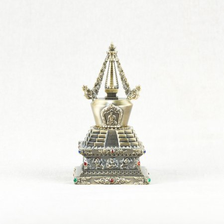 Stupa of Descent from the God Realm — 12 cm