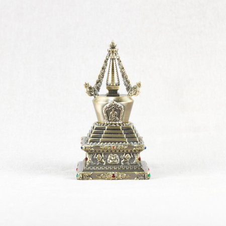 Buddhist Stupa of Great Miracles — 12 cm