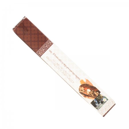 "Genuine ""Nado Poizokhang"" Incense — ""Riwo Sangchoe and Surzey"" : buy from DharmaCraft's Bhutanese High Quality collection"