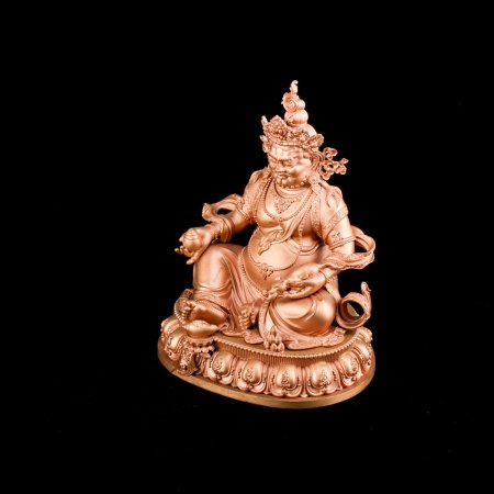 Jambhala, the God of Wealth — exclusive statue