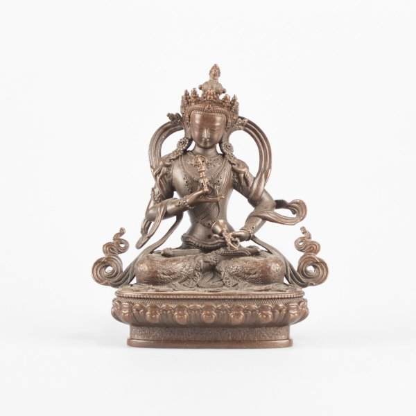Statue of Vajrasattva aka Dorje Sempa : buy from our buddha statues collection — DharmaCraft