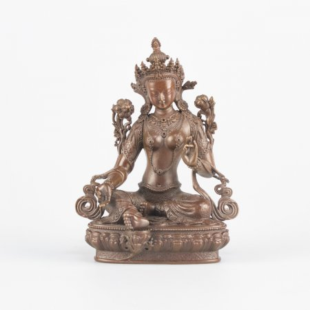 Statue of Green Tara aka Drolma : buy from our buddha statues collection — DharmaCraft
