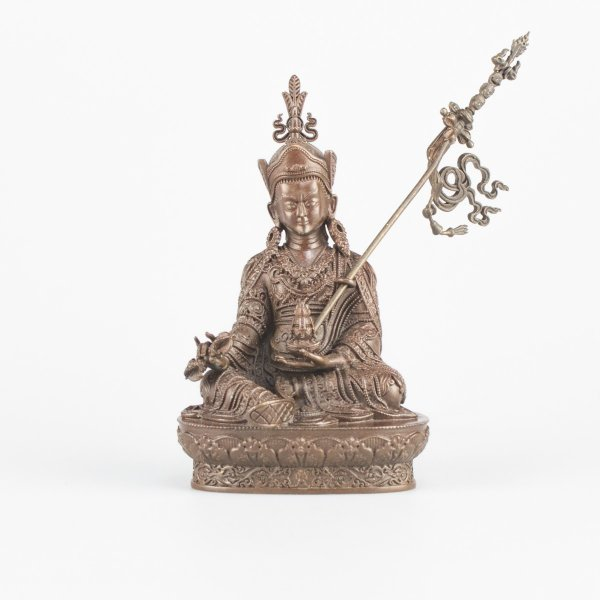 Statue of Padmasambhava (Guru Rinpoche) : buy from our buddha statues collection — DharmaCraft