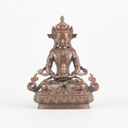 Statue of Buddha Amitayus aka Tsepakme : buy from our buddhist statues collection — DharmaCraft