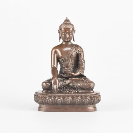 Amazing Statue of Buddha Shakyamuni : buy from our Tibetan Buddhist Art collection — DharmaCraft