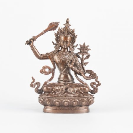 Manjushree — 11 cm statue, HQ collection