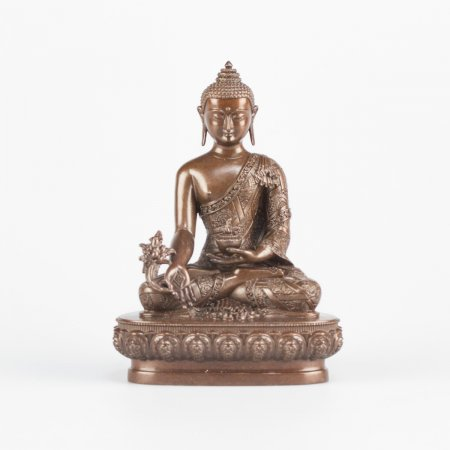 Medicine Buddha (Menla) — 11 cm statue, HQ collection