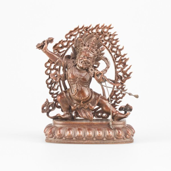 Statue of Dharma Protector Vajrapani : buy from our buddha statues collection — DharmaCraft