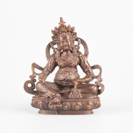 Statue of Jambhala, the God of Wealth : buy from our buddha statues collection — DharmaCraft