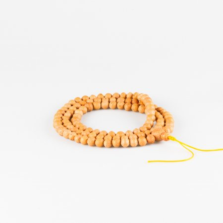 Bodhi seed (Ziziphus budhensis) buddhist mala 108-beads : buy from our Tibetan ritual goods collection — DharmaCraft